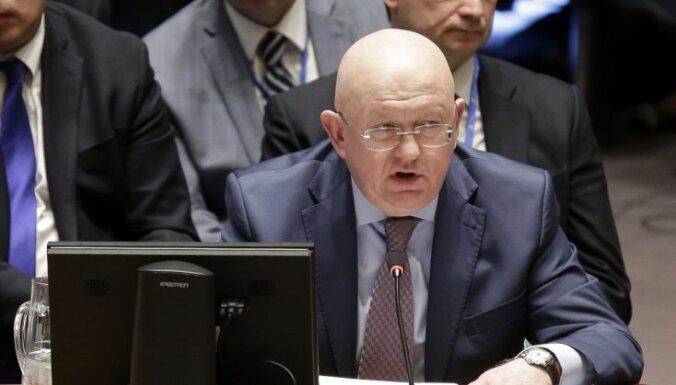 Постпред РФ при ООН: химатака в Сирии — фейк для отвлечения внимания от Скрипаля