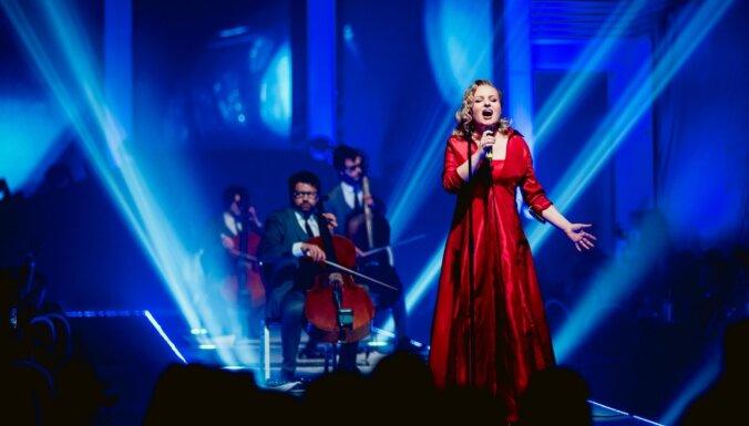 Septembrī Liepājā ar jaunu koncertprogrammu uzstāsies 'Melo-M' un Dināra Rudāne