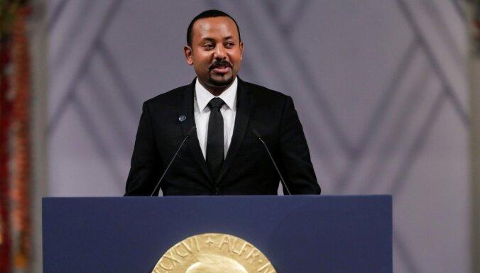Etiopijas drošības spēkus apsūdz nopietnos cilvēktiesību pārkāpumos