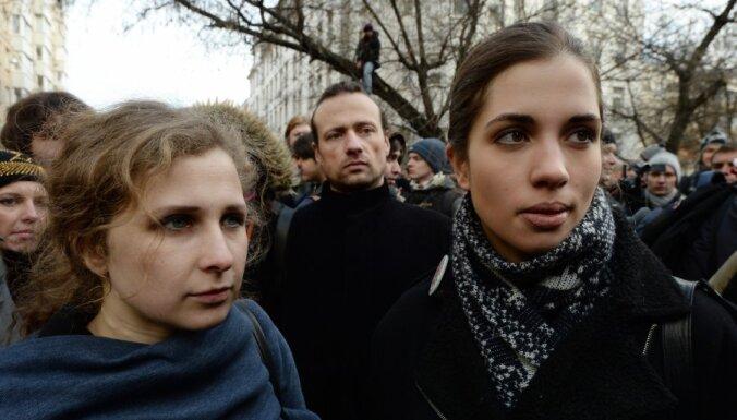 Активистки Pussy Riot подали иск к России на 250 000 евро