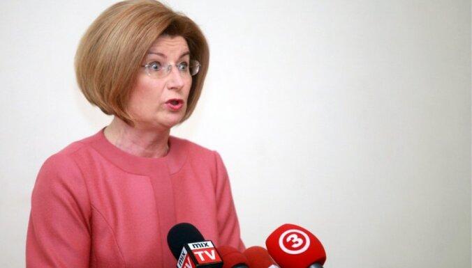 Судраба: русские люди в Латвии хотят, чтобы их уважали