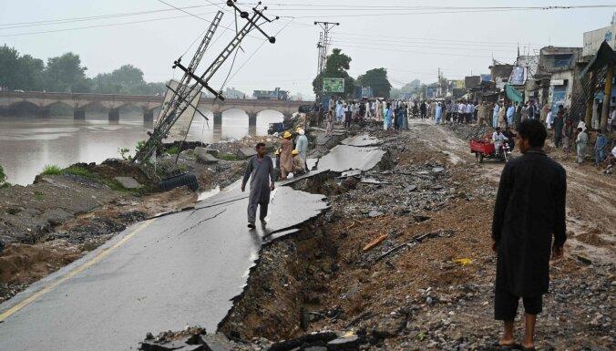 ФОТО, ВИДЕО. Землетрясение в Пакистане: десятки человек погибли, сотни получили ранения