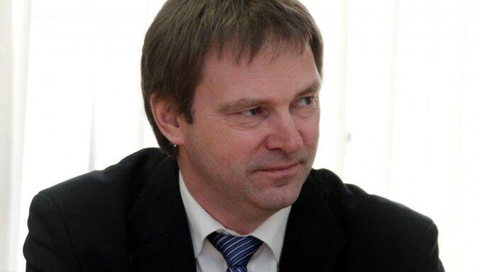 Pēc smagas slimības miris Ventspils Augstskolas rektors Jānis Eglītis