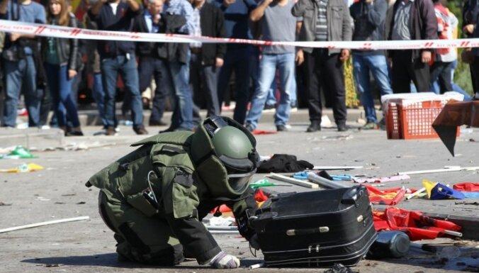 Анкара назвала главного подозреваемого в субботнем теракте
