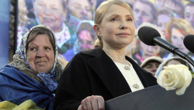 Порошенко уволил приговорившего Юлию Тимошенко судью