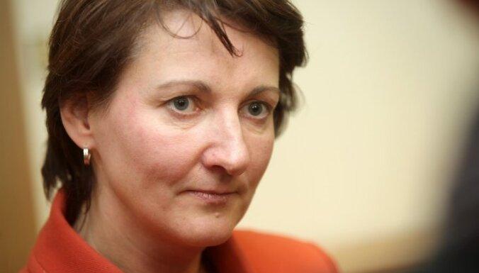 Papildu finansējuma nepiešķiršanas gadījumā Seile neizslēdz demisijas iespēju