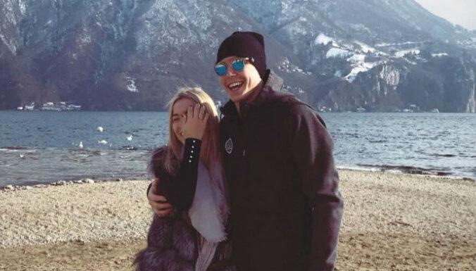 ФОТО: У Мерзликина через полгода после расставания с невестой появилась новая пассия