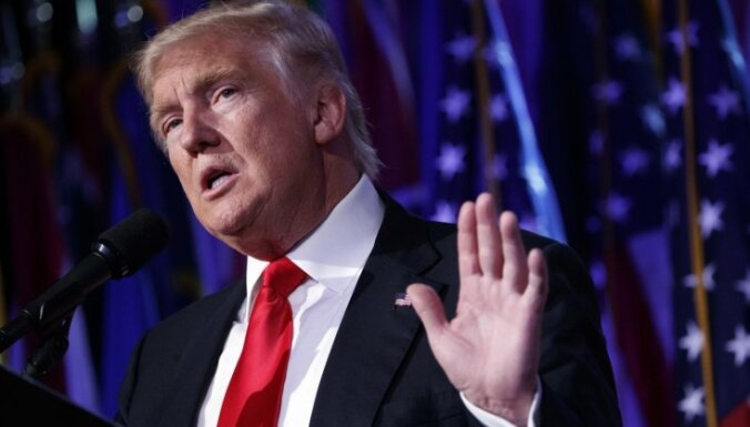 Трамп нарушил запрет на прямые контакты с руководством Тайваня
