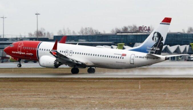 Aizvien vairāk valstis liek pārtraukt lidojumus ar 'Boeing 737 MAX 8'