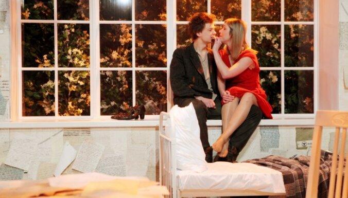 Teātra nervs. Saruna ar aktieri, 'Spēlmaņu nakts' režisoru Mārtiņu Meieru