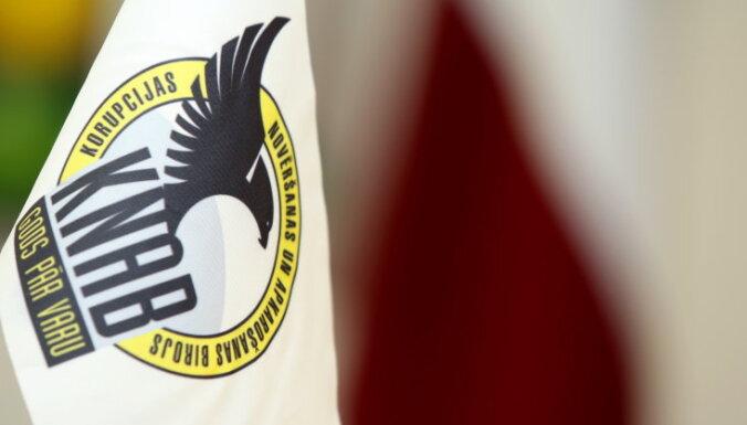 Сотрудники KNAB провели обыск в РД и в доме Нила Ушакова в Межапарке (ВИДЕО)
