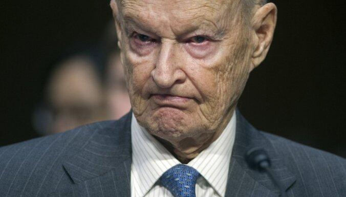 Умер известный американский политолог Збигнев Бжезинский