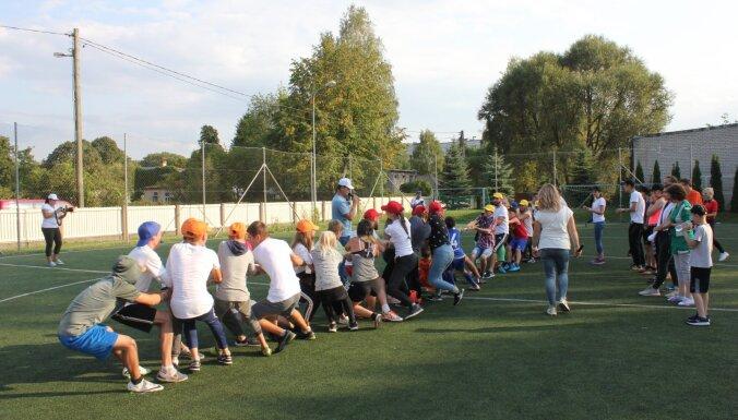 В Риге пройдёт третья благотворительная Спартакиада для воспитанников детских домов