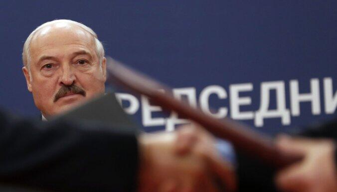 Krievija neļauj Baltkrievijai piegādāt naftu no Kazahstānas, paziņo Lukašenko