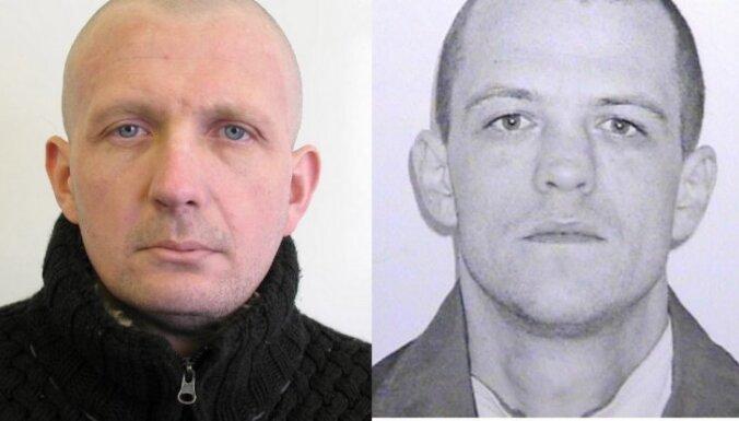 Policija aizturējusi aizdomās par divām slepkavībām Valmierā meklētos vīriešus