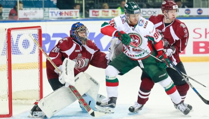 Dinamo Riga - Ak Bars