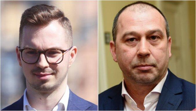 Zemnieki asi kritizē Plešu un neatkāpjas no savām prasībām