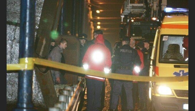 """Полиция может начать процесс против """"покорителя"""" Вантового моста"""
