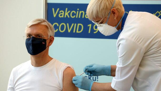 'Dzīvās rindas' elements vakcinācijas pret Covid-19 procesā būtu jāievieš ikdienā, norāda Kariņš
