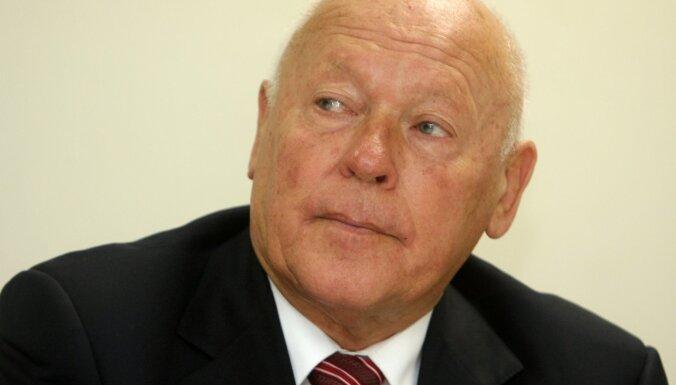 Mūžībā devies uzņēmējs Ivars Strautiņš