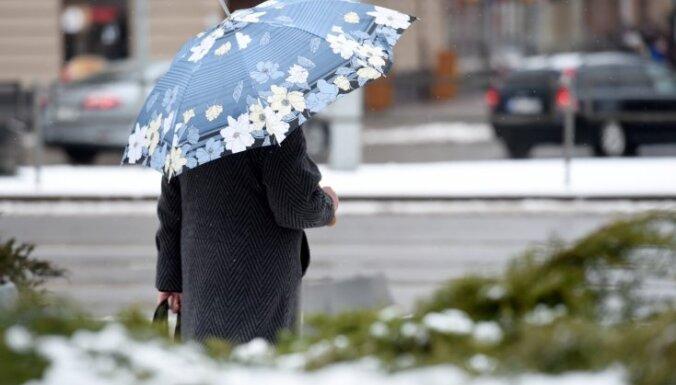 Декабрь морозным не будет, на Рождество ожидается дождь