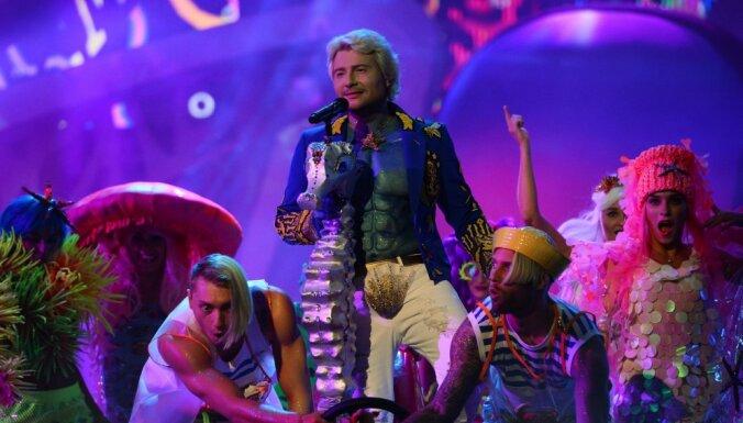 В Кремле прошла премьера грандиозного шоу Николая Баскова за два миллиона евро