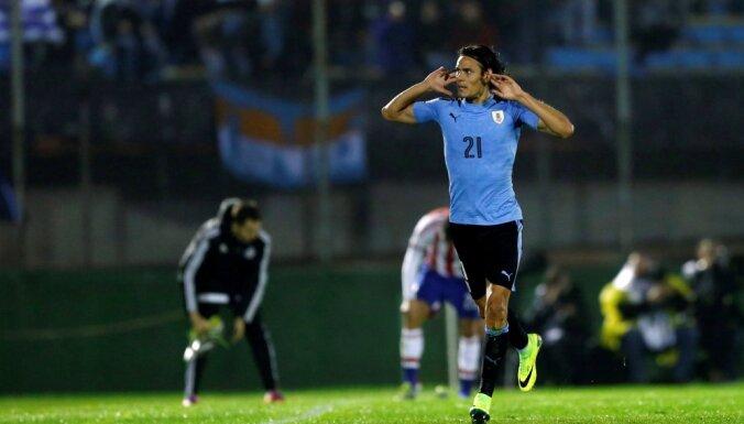 Uruguay s Edinson Cavani