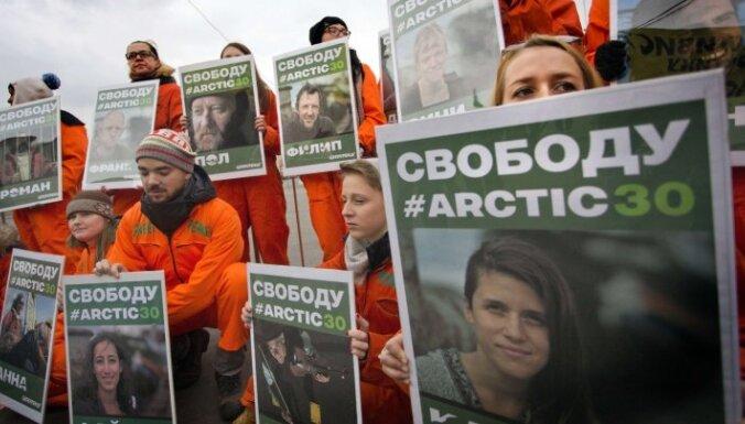 По всему миру протестуют против ареста экологов
