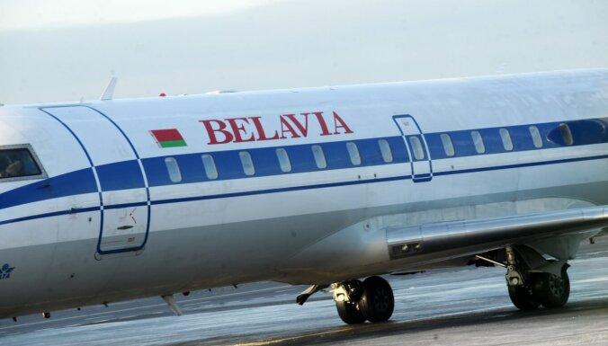 Lietuva aizliedz Baltkrievijas aviokompānijām ielidot savā gaisa telpā