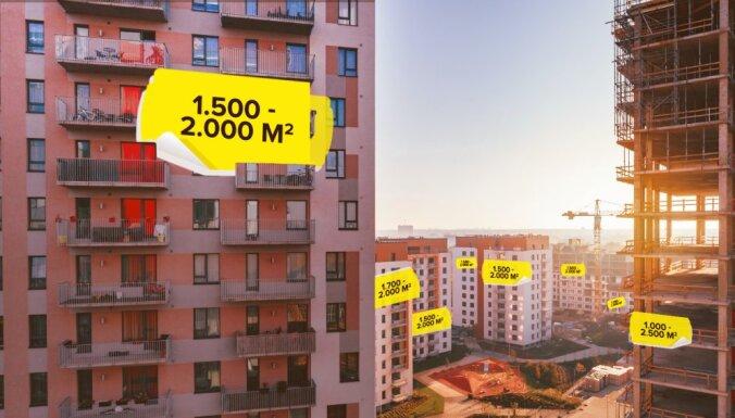 No 'hruščovkām' līdz 'lietuvietēm'. Kas notiek Rīgas dzīvokļu tirgū?