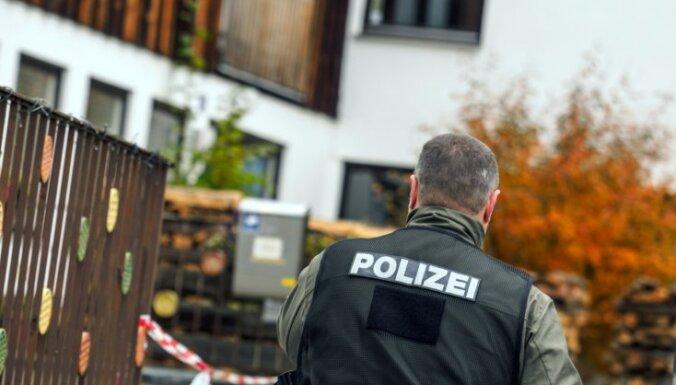 Германия: гражданин Латвии задержан по подозрению в убийстве