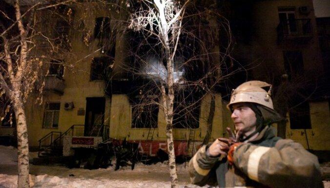 В Липецкой области обрушилась пятиэтажка: трое погибших