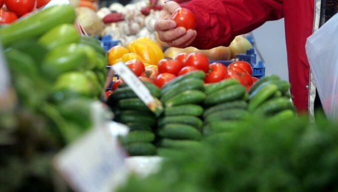 Krievija nosaka svaigu dārzeņu ievešanas aizliegumu no visām ES valstīm