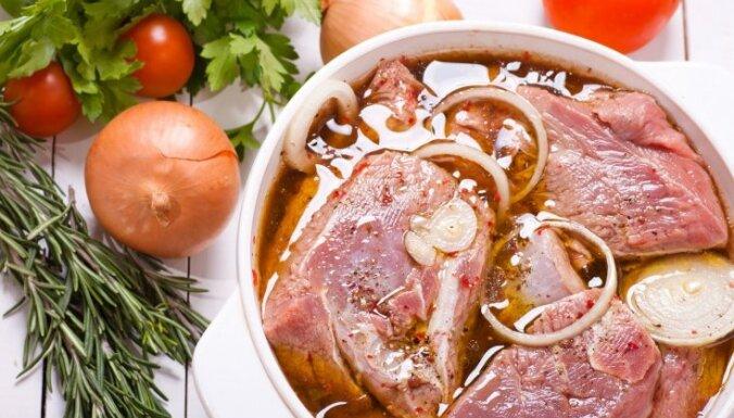 Aromātiskas un efektīgas marinādes gaļas grilēšanai
