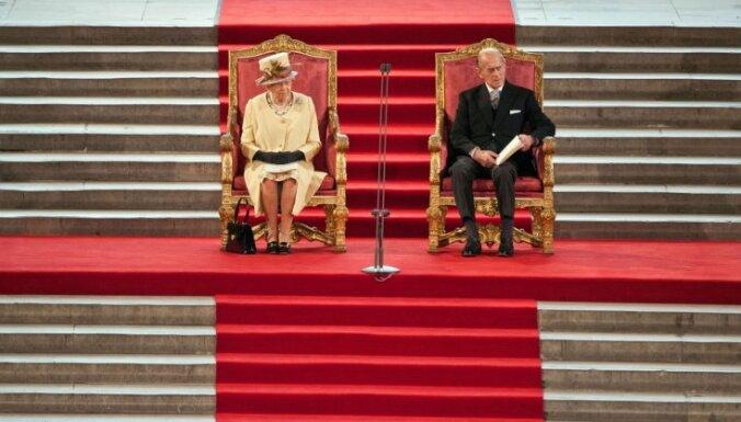 Под колесами грузовика погибла модистка королевы Елизаветы II