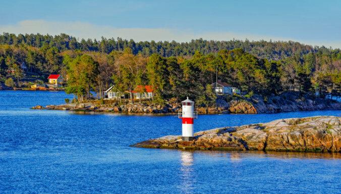 ФОТО. Стокгольмский архипелаг — волшебный мир загадочных островов