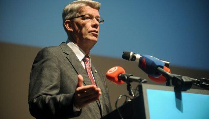 Zatlers: partijai sākums ir labs un vēlētājs to novērtēs