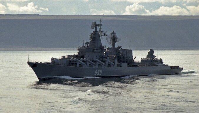 В России разработают атомный эсминец