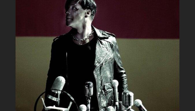 'Rammstein' koncertā būs smagākā skatuve Arēnas vēsturē