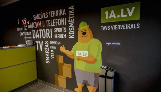 Interneta veikals '1a.lv' pircējam laikus neatgriež 420 eiro