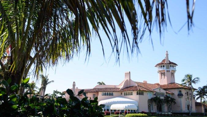 Tramps par jauno pastāvīgo dzīvesvietu izvēlējies Floridas štatu