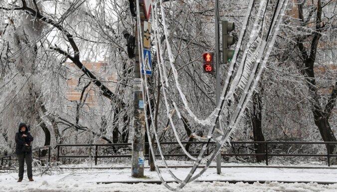 ФАКТЫ и ФОТО: Ледяной коллапс в Приморье