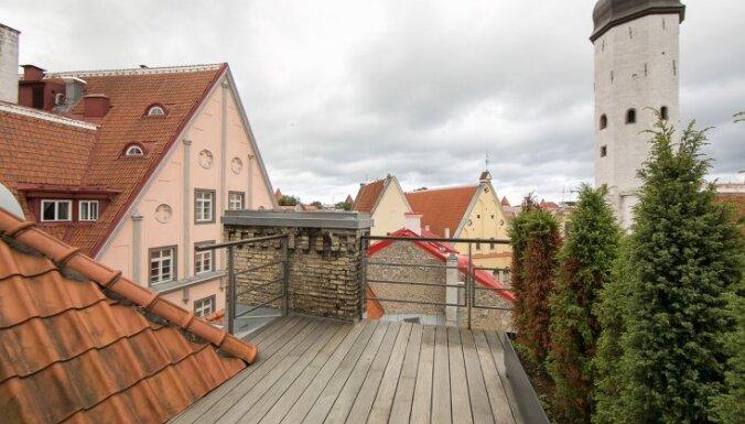 Foto: Ekskluzīvi Baltijas valstu dzīvokļi ar skatu uz līdzās esošajiem Dievnamiem
