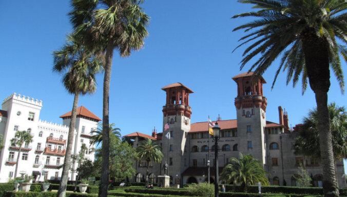 St.Augustine ir vecākā ASV pilsēta