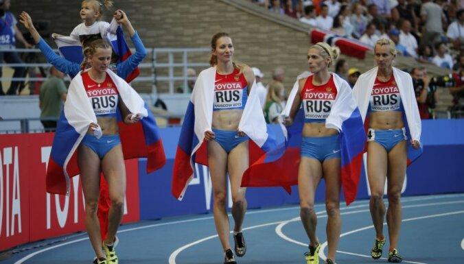После перепроверки допинг-проб с ОИ-2008 и 2012 Россия лишена уже 20-й медали