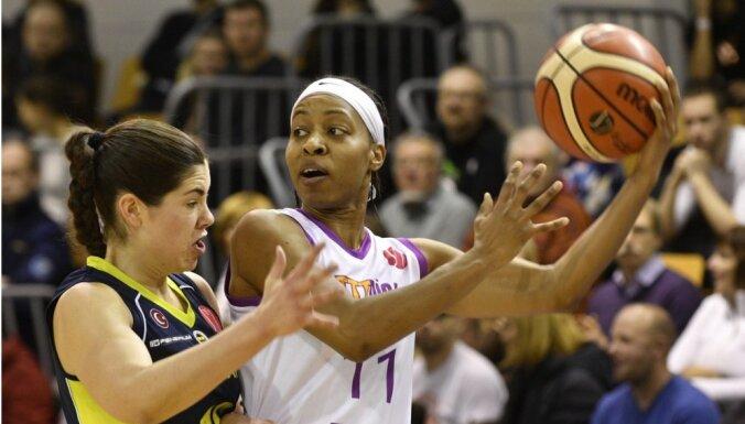 'TTT Rīga' iekļūst Eiropas Sieviešu basketbola līgas finālā