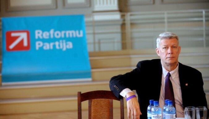 Партия реформ выдвинула кандидатов в председатели правления