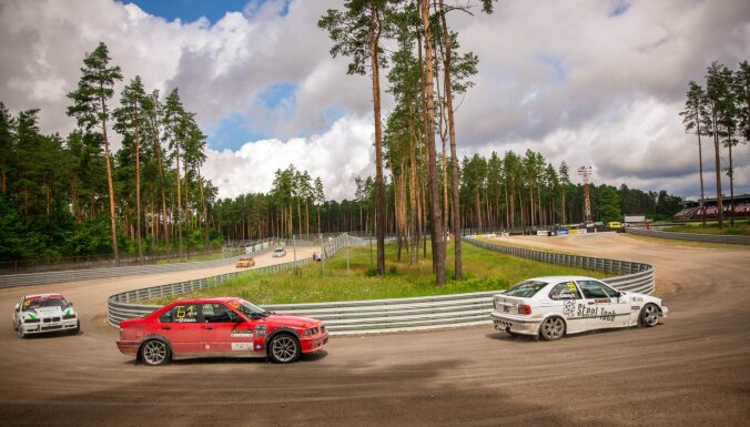 Biķernieku motorsporta festivālā būs 140 dalībnieki no Ziemeļeiropas valstīm