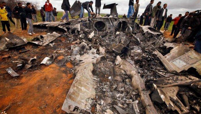 NATO ģenerālsekretārs: operācija Lībijā turpināsies līdz pilnīgai Kadafi sakāvei