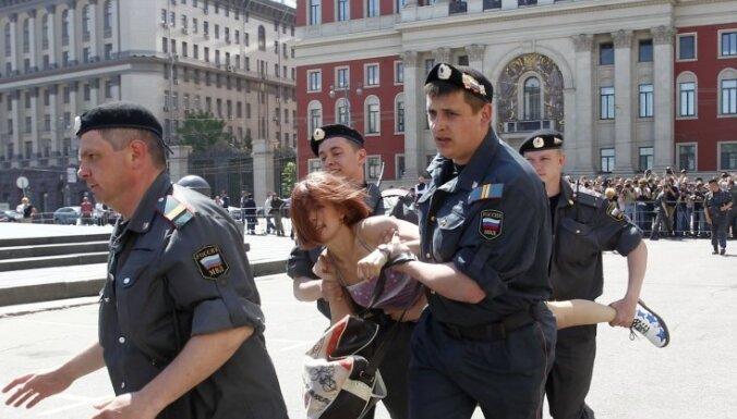 Госдеп США волнуется за права геев в России